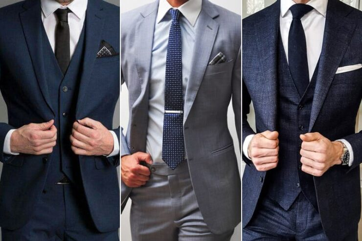 Five Ways on How to Perfectly Wear Men's Suit in 2021
