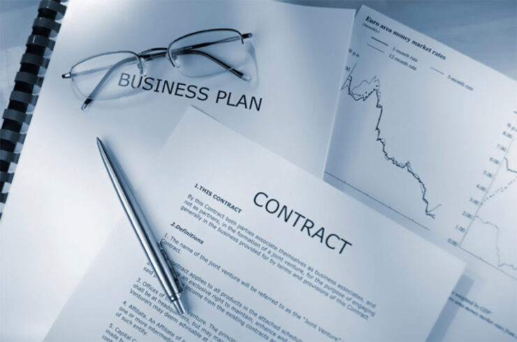 Secure Business Documents